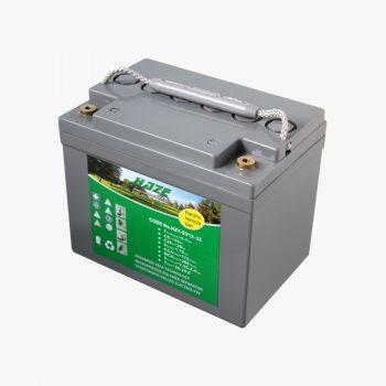 HZY-EV12-33 Haze Pure Gel Battery 12V 33Ah