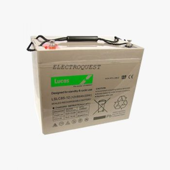 LSLC85-12 Lucas AGM Battery 12V 85Ah