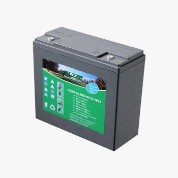 HZB-EV12-18EX Haze Slimeline AGM Battery 12V 26Ah