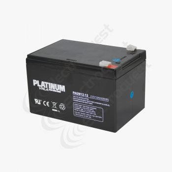 PAGM12-12 Platinum Sealed Lead Acid Battery 12V 12Ah (HGL12-12)