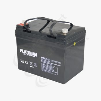 PAGM33-12 Platinum Sealed Lead Acid Battery 12V 33Ah (HGL33-12)