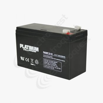PAGM7.5-12 Platinum Sealed Lead Acid Battery 12V 7.5Ah (HGL7.5-12)