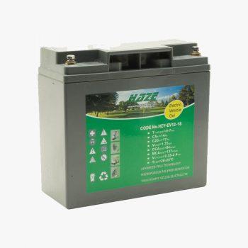 HZY-EV12-18 Gel Battery 12V 18Ah