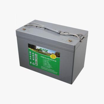 HZY-EV12-80 Pure Gel Battery 12V 80Ah