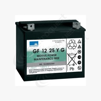 GF12025YG Sonnenschein Gel Battery 12V 28Ah