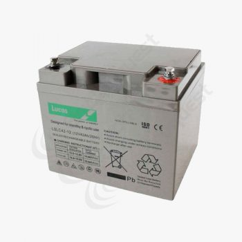 LSLC42-12 Lucas Sealed Lead Acid Battery 12V 42Ah
