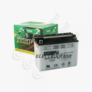 Y50N18LA Lucas Motorcycle Battery 12V 18Ah