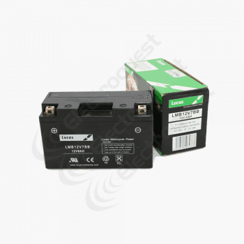 Y60N30LA Lucas Motorcycle Battery 12V 30Ah