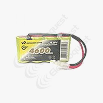 4.8V 4600mAh SC Battery Pack For Radio Control Car 4×1