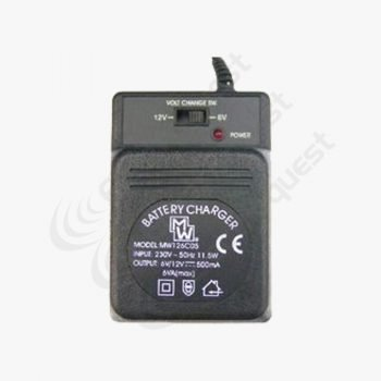 6v & 12v  Electric Toy Car Battery Charger 600ma
