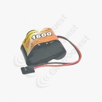 6v 1600mAh Hump HPI Savage Receiver Battery Pack