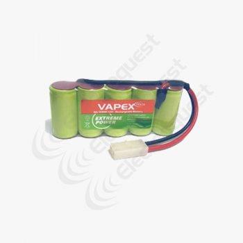 6v 3300mAh SC Battery Pack For Radio Control Car 5×1