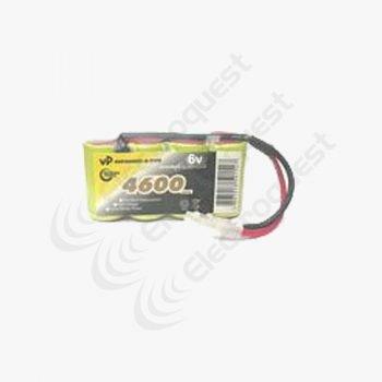 6v 4600mAh SC Battery Pack For Radio Control Car 5×1