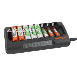 Household Rechargeable Battery Chargers