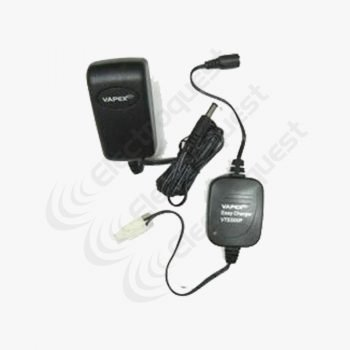 VTE500P Smart 500MA Charger For 4-10 Cell NiMh & NiCd Battery Packs