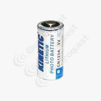 CR123A Lithium Battery