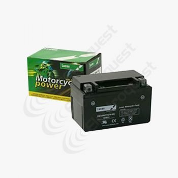 YTX7ABS Lucas Motorcycle Battery 12V 6Ah