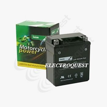 YTX9BS Lucas Motorcycle Battery 12V 8Ah