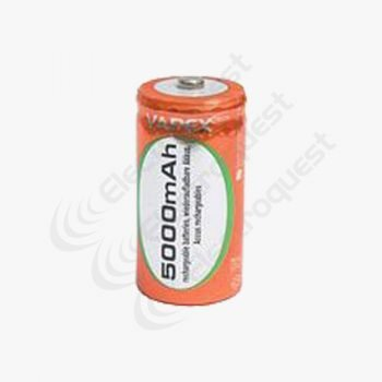 C Rechargeable Batteries 5000MAh