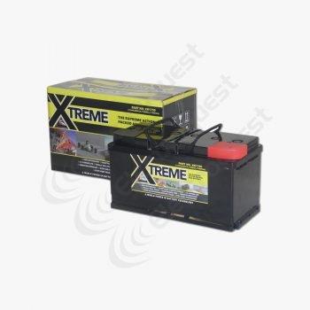 LPX1750 Leoch Xtreme Deep Cycle 110Ah AGM Leisure Low Case Battery – Caravan, Camper, Marine, Boat Etc
