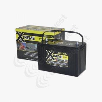 LPX2100 Leoch Xtreme Deep Cycle 120Ah AGM Leisure Battery – Caravan, Camper, Marine, Boat Etc