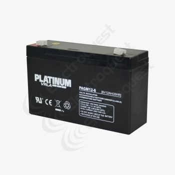 PAGM10-6 Platinum Toy Car And Bike Battery (HGL10-6)