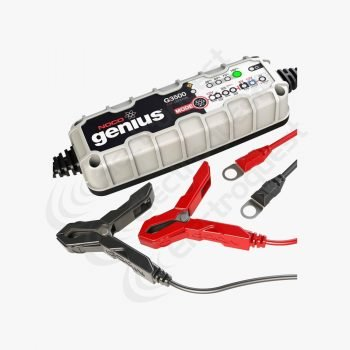 G3500 NOCO Genius Battery Charger 6v / 12v 3.5a / 7a
